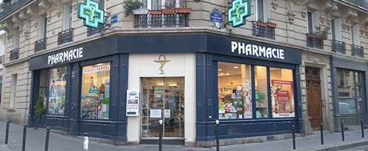 Pharmacie Dauny,Paris