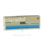 CLARADOL 500 mg, comprimé sécable à Paris