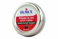 HUMEX reflex gommes menthol eucalyptus sans sucre 45g à Paris