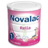 NOVALAC RELIA 1, 0-6 mois bt 800 g à Paris