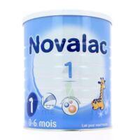 NOVALAC LAIT 1 , 0-6 mois BOITE 800G à Paris