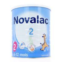 Novalac 2 Lait en poudre 800g à Paris