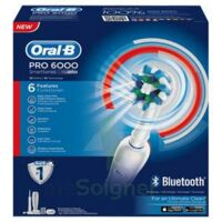 ORAL B PRO 6000 SMARTSERIES à Paris
