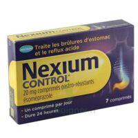 NEXIUM CONTROL 20 mg Cpr gastro-rés Plq/7 à Paris