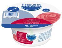 Fresubin 2kcal Crème sans lactose Nutriment fraise des bois 4 Pots/200g à Paris