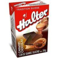 Bonbons sans sucre Halter chocolat Caramel à Paris
