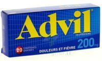 ADVIL 200 mg, 20 comprimés enrobés B/20 à Paris