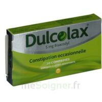 DULCOLAX 5 mg Cpr enr gastro-rés Plq/30 [GB1] à Paris