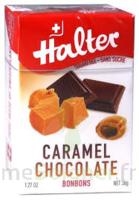 HALTER BONBONS SANS SUCRES CARAMEL CHOCOLAT à Paris
