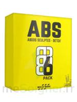 Abs Abdos Sculptes Detox 6 Pack 10 Unicadoses à Paris