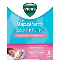 VICKS VAPOPATCH ENFANTS à Paris