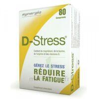 D-STRESS, boite de 80 à Paris