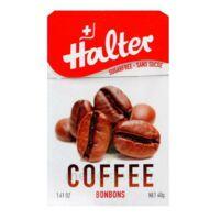 HALTER sans sucre Bonbon café B/40g à Paris