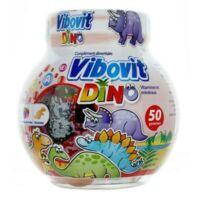 VIBOVIT DINO Gom à mâcher vitaminée fruits B/50 à Paris