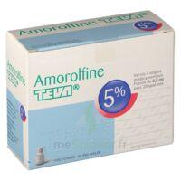 AMOROLFINE TEVA 5%, vernis à ongles médicamenteux à Paris