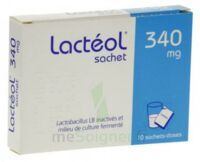 LACTEOL 340 mg, poudre pour suspension buvable en sachet-dose à Paris