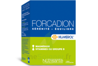 Forcadion Gélules anti-stress B/120 à Paris