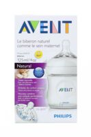 BIBERON AVENT NATURAL 125ML à Paris